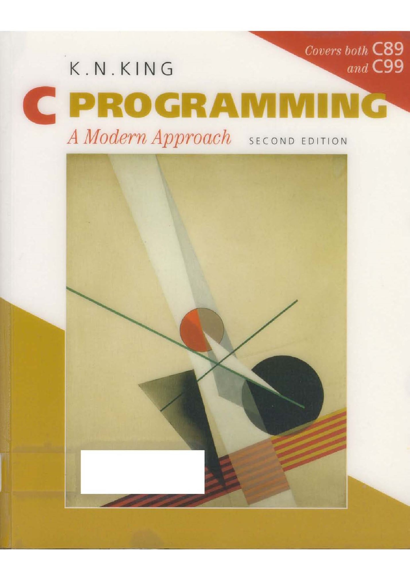 C programming: a modern approach pdf kn king | code with c.
